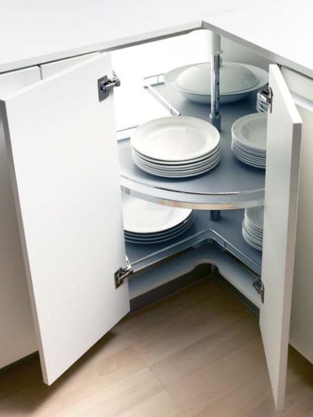 5 propuestas para optimizar el espacio en cocinas pequeñas ...