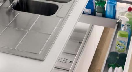 5 propuestas para optimizar el espacio en cocinas peque as for Guia mecanica de cocina pdf