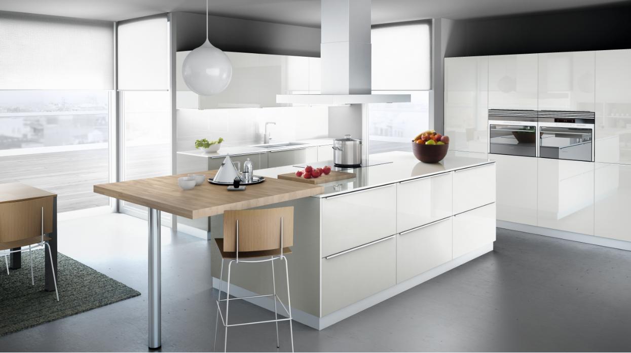 6 tipos de encimeras para tu cocina haus for Encimeras de cocina